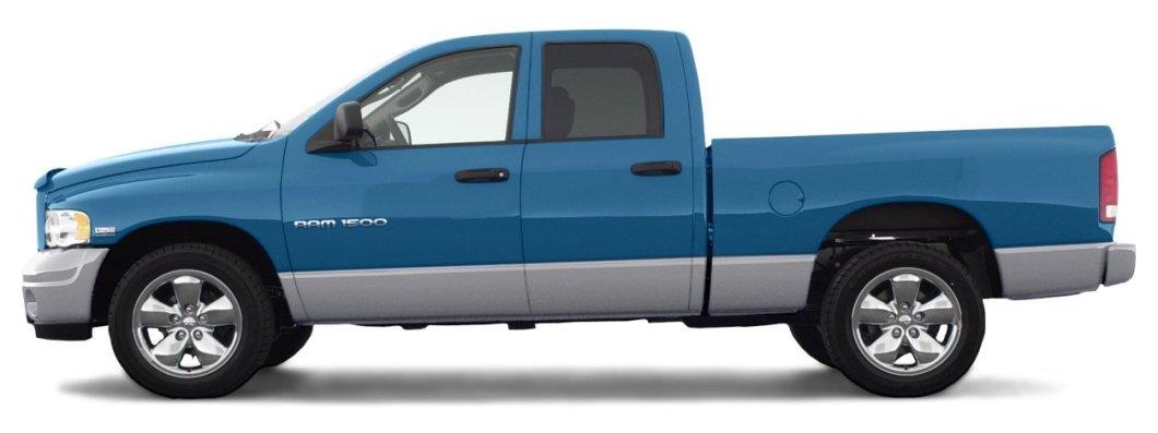 2003 Dodge Ram 1500 Slt 4 Door Quad Cab 160 5 Wheelbase