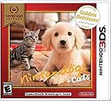 Nintendo Selects: Nintendogs + Cats: Golden Retriever and New Friends - Nintendo 3DS