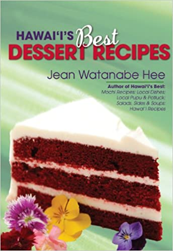 Click to Order Hawaii's Best Local Desserts Cookbook