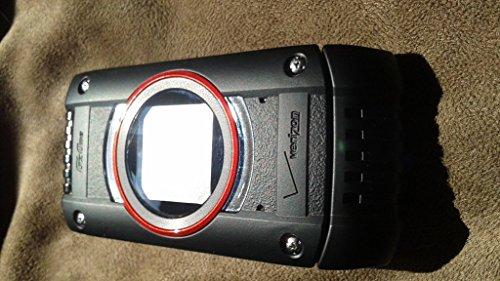 Casio G'zOne C781 Ravine 2 Verizon Cell Phone / Rugged Flip Phone / Black