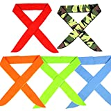 Pack of 5, The Elixir Ice Cool Scarf Neck Wrap Headband Bandana Cooling Scarf, 5 Pcs Value Pack