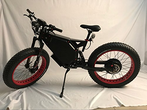Enduro stealth bomber type 5000w fatbike The Beast