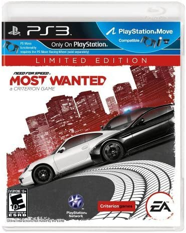 Need For Speed Most Wanted Playstation 3 Amazoncom
