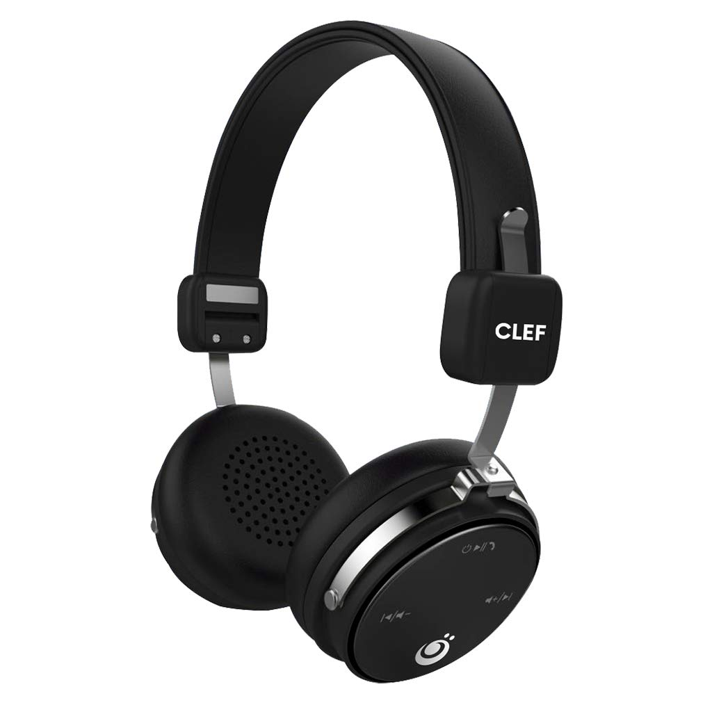 CLEF Avenger ON Ear Wireless Headphones