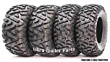 Set of 4 New WANDA ATV/UTV Tires...