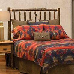 Socorro 7pc Southwestern Bedding Set