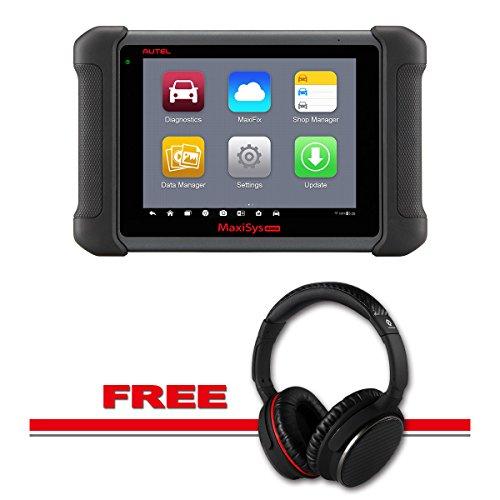 5. Autel MaxiSYS MS906 Wi-Fi Automotive Diagnostic Scanner