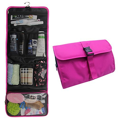 Travel Hanging Toiletry Bag Travel Kit Organizer Cosmetic Makeup Waterproof...