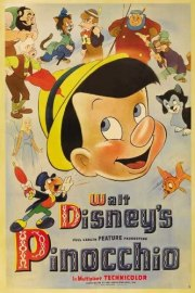 Amazon.com: Pinocchio 11x17 Movie Poster (1940): Prints: Posters & Prints