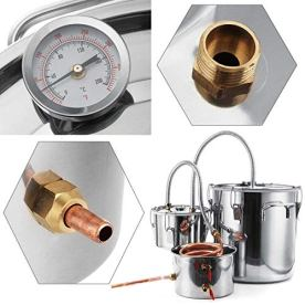 Moonshine-Still-3-Pots-Stainless-Steel-Water-Alcohol-Distiller-Copper-Tube-Home-Brewing-Kit-Spirits-Boiler-Build-in-Thermometer-for-DIY-Whisky-Still-8-Gal-30-Liters