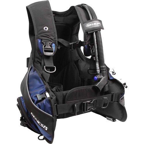 Genesis Drift Jacket Style Buoyancy Compensator