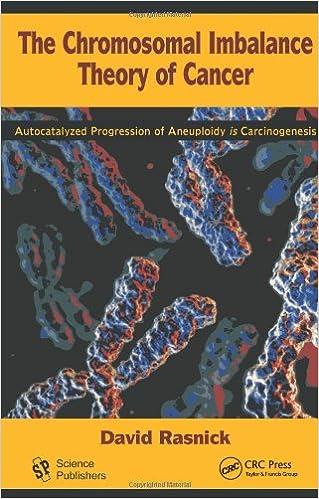 The Chromosomal Imbalance Theory of Cancer: The Autocatalyzed Progression of Aneuploidy is Carcinogenesis