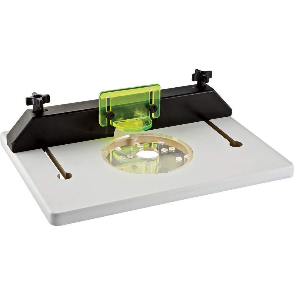 Trim Router Table wood turning