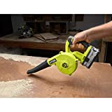 Ryobi 18-Volt ONE+ Compact Blower(tool only)