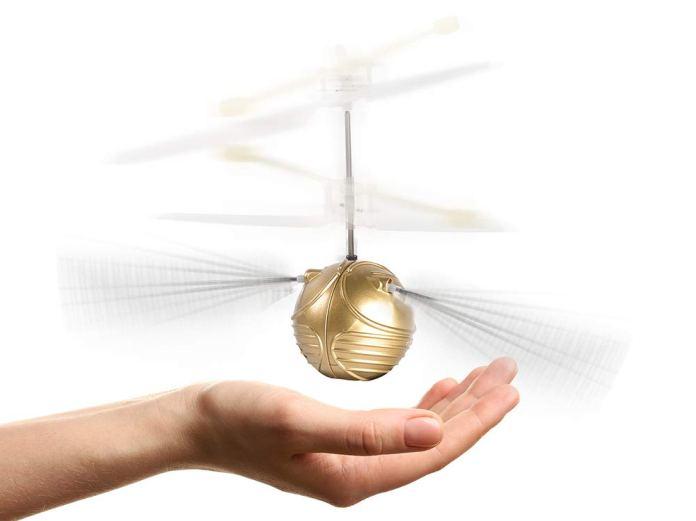 Heliball Golden Snitch, para jugar al Quidditch como Harry Potter
