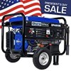 Duromax XP4400E Gas Powered 4400 Watt Electric Start Portable Generator