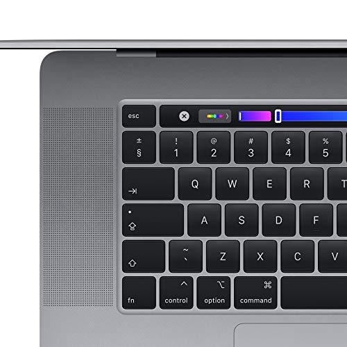 Apple MacBook Pro (16-inch, 16GB RAM, 512GB Storage, 2.6GHz 9th Gen IntelCorei7) - Space Grey 4