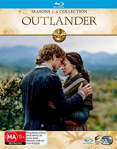 Outlander-Seasons-1-4-Blu-ray