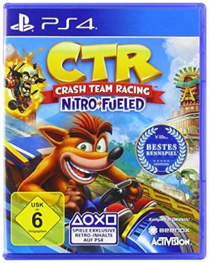 Crash Team Racing Nitro-Fueled – [PlayStation 4]