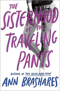 The Sisterhood of the Traveling Pants by Amy Brashares Book Cover