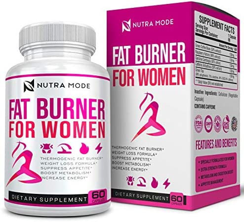 Natural Weight Loss Pills for Women-Best Diet Pills that Work Fast for Women-Appetite Suppressant-Thermogenic Belly Fat Burner-Carb Blocker-Metabolism Booster Energy Pills-Weight Loss Supplements-60ct 3