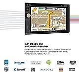 Jensen VX7020 6.2 inch LCD...