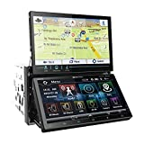 Soundstream VRN-DD7HB Double DIN Bluetooth In-Dash Car Stereo Receiver (Renewed)