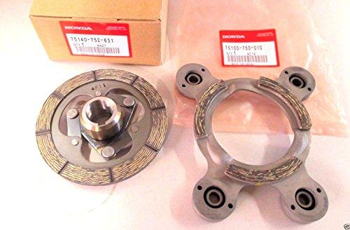 Honda 75100-750-010 & 75140-752-631 Friction Disk & Brake Fits HT3810 H5013 OEM