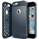 iPhone 6/6S Plus Case, OBLIQ [Flex Pro][Navy] Thin Slim Fit Armor Sturdy Bumper TPU Rubber Soft Flexible Shock Scratch Resist Protective Case for iPhone 6s Plus & iPhone 6 Plus