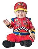 InCharacter Baby Racecar Driver Costume Burnin Rubber (12-18 Months)