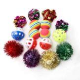 M-JJYPET-Cat-Toys-Kitten-Toys-AssortmentsPlay-Balls-with-Jingle-BellFoam-BallsSparkle-BallsCrinkle-Balls-for-CatPuppyKittyKitten