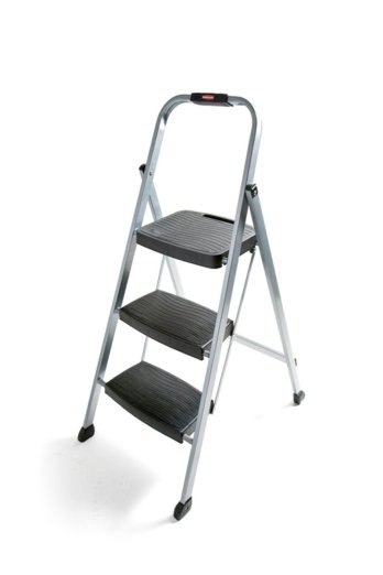 Rubbermaid Folding 3-Step Ladder Black Friday Deals 2019