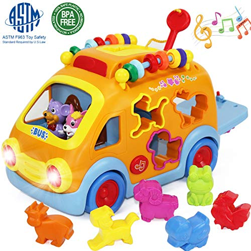 iPlay, iLearn Electronic Musical Bus,