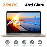 (2-Pack) 15.6 inch Anti-Glare/Anti Scratch Matte Laptop Screen Protector Guard for Display 16:9 15 inch Notebook Film