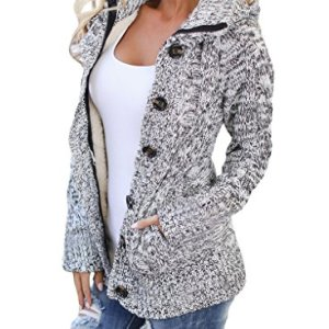 Michel Womens Fleece Jacket Classic Crop Rider Zip UP Jacket 19 Fashion Online Shop gifts for her gifts for him womens full figure