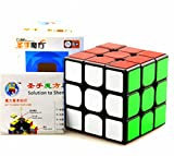 Cuberspeed Shengshou FangYuan 3X3 Black Magic cube Fangyuan 3x3x3 Speed cube