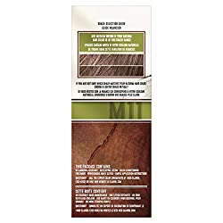 Clairol Natural Instincts Semi-Permanent Hair Color Kit For Men, 3 Pack, M11 Medium Brown Color, Ammonia Free, Long Lasting for 28 Shampoos  Image 4