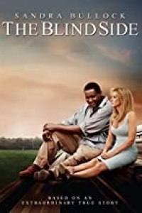 Blind Side DVD Cover