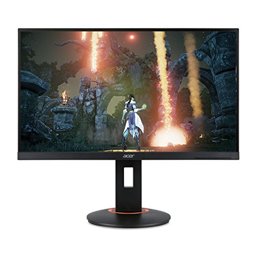 "Acer XF270HU Cbmiiprzx 27"" WQHD (2560 x 1440) TN Monitor with AMD FREESYNC Technology 
