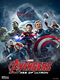 The Avengers: Age Of Ultron (Plus Bonus Features)
