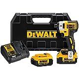 DEWALT 20V MAX XR Impact Driver Kit, Brushless, 3-Speed, 1/4-Inch, 4.0-Ah (DCF887M2)
