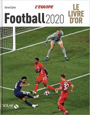 Le livre d'or du football 2020