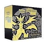 Pokemon Sun & Moon 6 Forbidden Light Elite Trainer Box, Multicolor