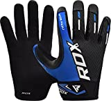 RDX Weight Lifting Gloves Workout Gym Fitness Bodybuilding Powerlifting Competition Exercise Wrist Support Strength Training