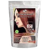 MAHOGANY Henna Hair & Beard Dye/Color - 1 Pack - The Henna Guys