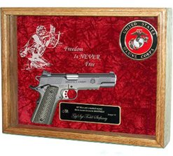 Shadow case for 1911 Pistol