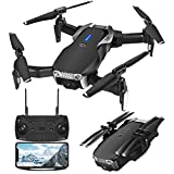 GPS Drones with Camera 1080p for Adults,EACHINE E511S WiFi FPV Live Video with 1080P Adjustable Wide-Angle Camera and GPS Return Home, 16 Mins Long Flight Time RC Quadcotper Helicopter
