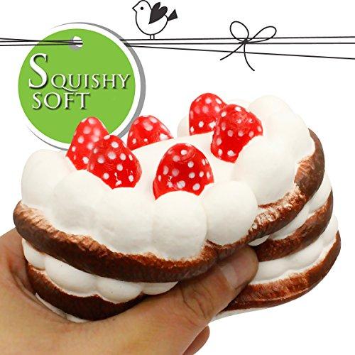 Amazon Squishy Chocolate Cake