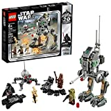 LEGO Star Wars Clone Scout Walker - 20th Anniversary Edition 75261 Building Kit, New 2019 (250 Pieces)
