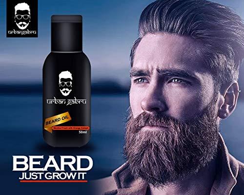 UrbanGabru Beard Oil - 50ml 22